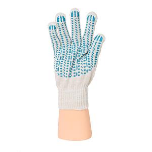 Перчатки ХБ 7,5 класса 9 нитка с ПВХ (протектор)