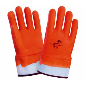 Перчатки нефтеморозостойкие «Пламя»
