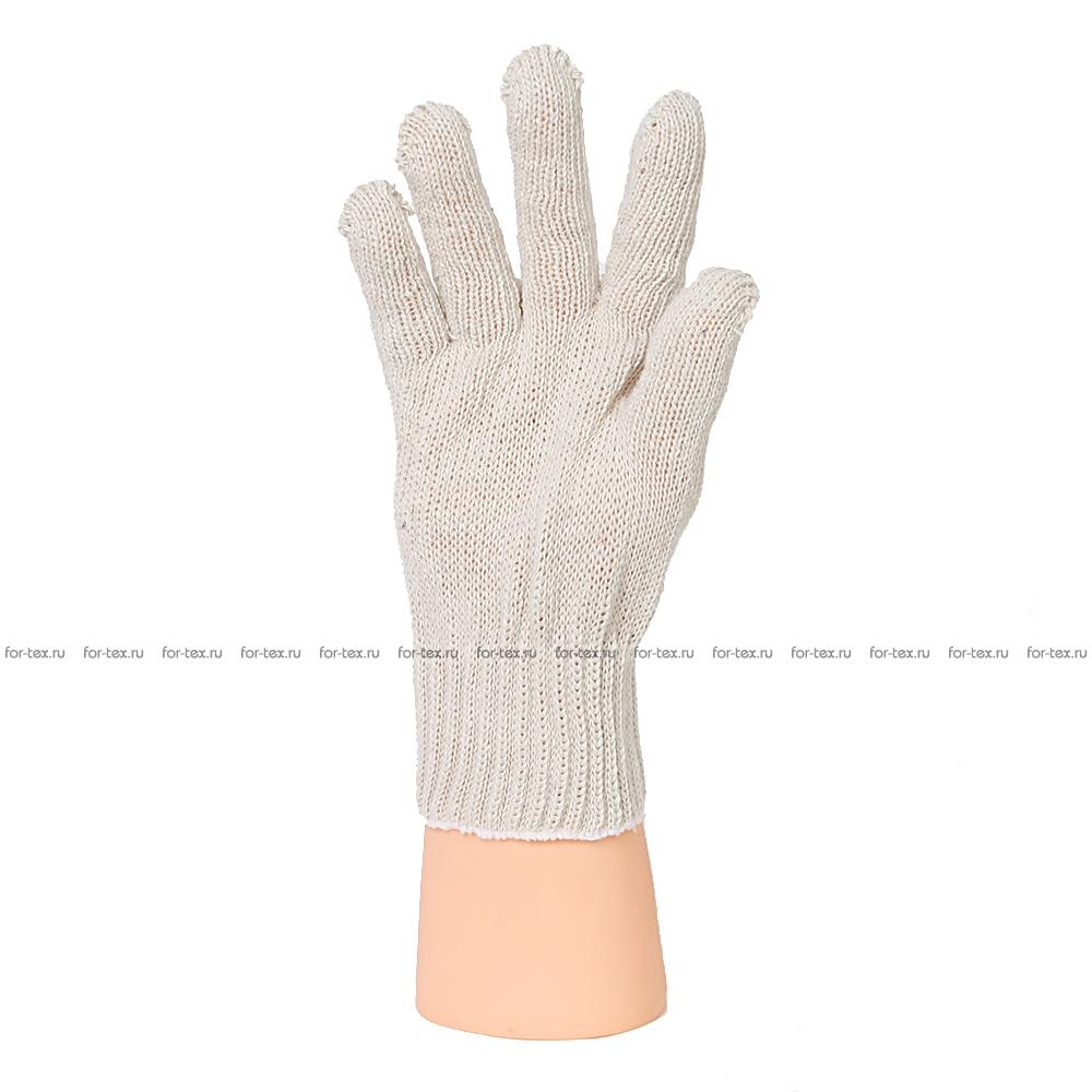 Перчатки ХБ 7,5 класса 3 нитка (без ПВХ) фото