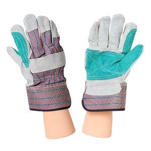 Перчатки спилковые «ДОКЕР»