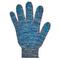 Перчатки ХБ 10 класс 4 нитка с ПВХ (точка)