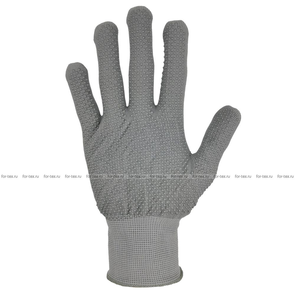 Перчатки нейлоновые с ПВХ покрытием фото