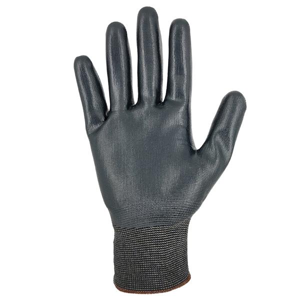 Перчатки нейлоновые с нитриловым покрытием Люкс фото