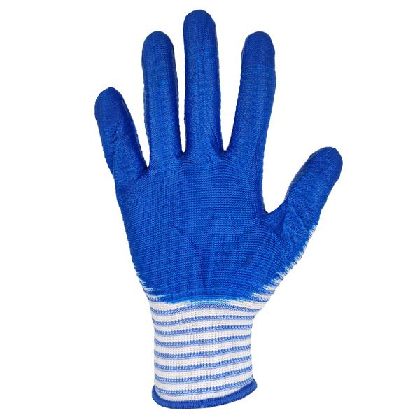 Перчатки нейлоновые Зебра фото