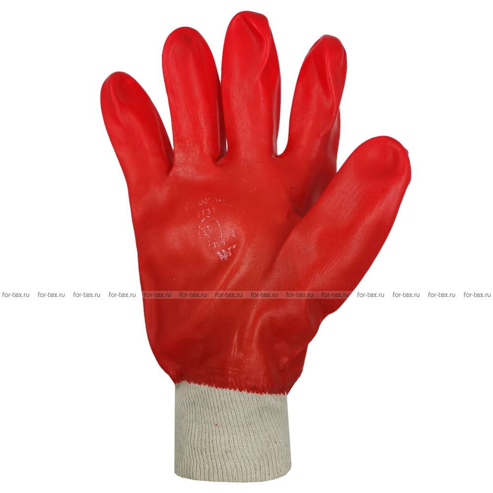 Перчатки МБС красные фото