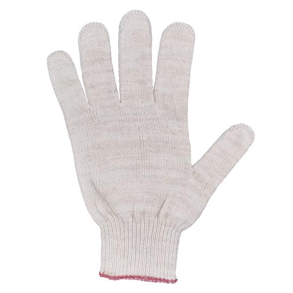 Перчатки ХБ 10 класс 5 нитка (без ПВХ) фото