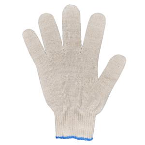 Перчатки ХБ 10 класс 6 нитка (без ПВХ)