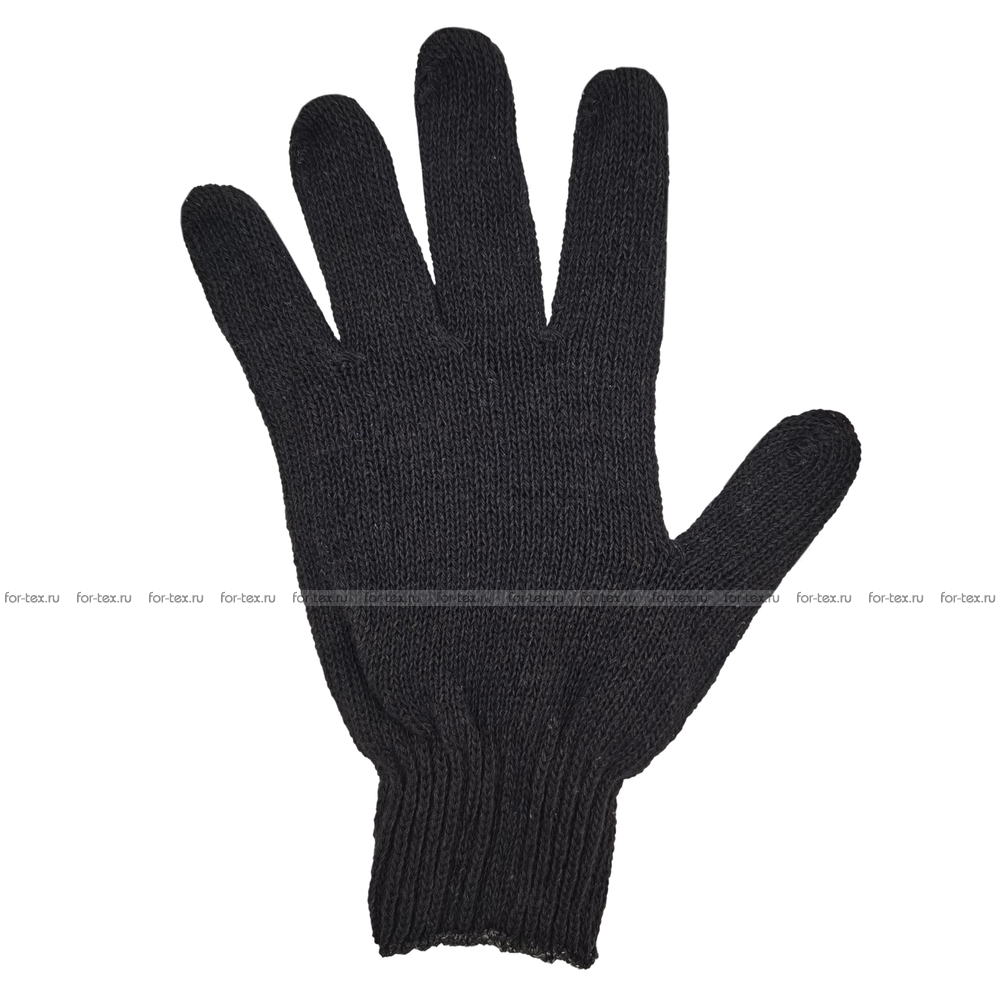 Перчатки ХБ 7,5 класса 4 нитка (без ПВХ) фото