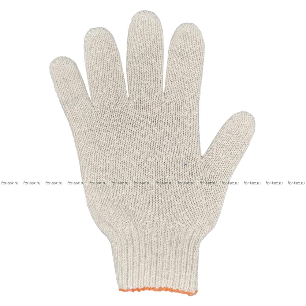 Перчатки ХБ 7,5 класса 7 нитка (без ПВХ) фото