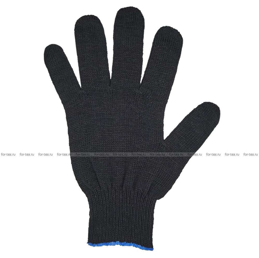 Перчатки ХБ 10 класс 6 нитка (без ПВХ) фото