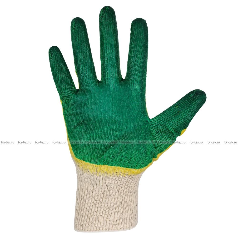 Перчатки 13 класс 2 латексный облив фото