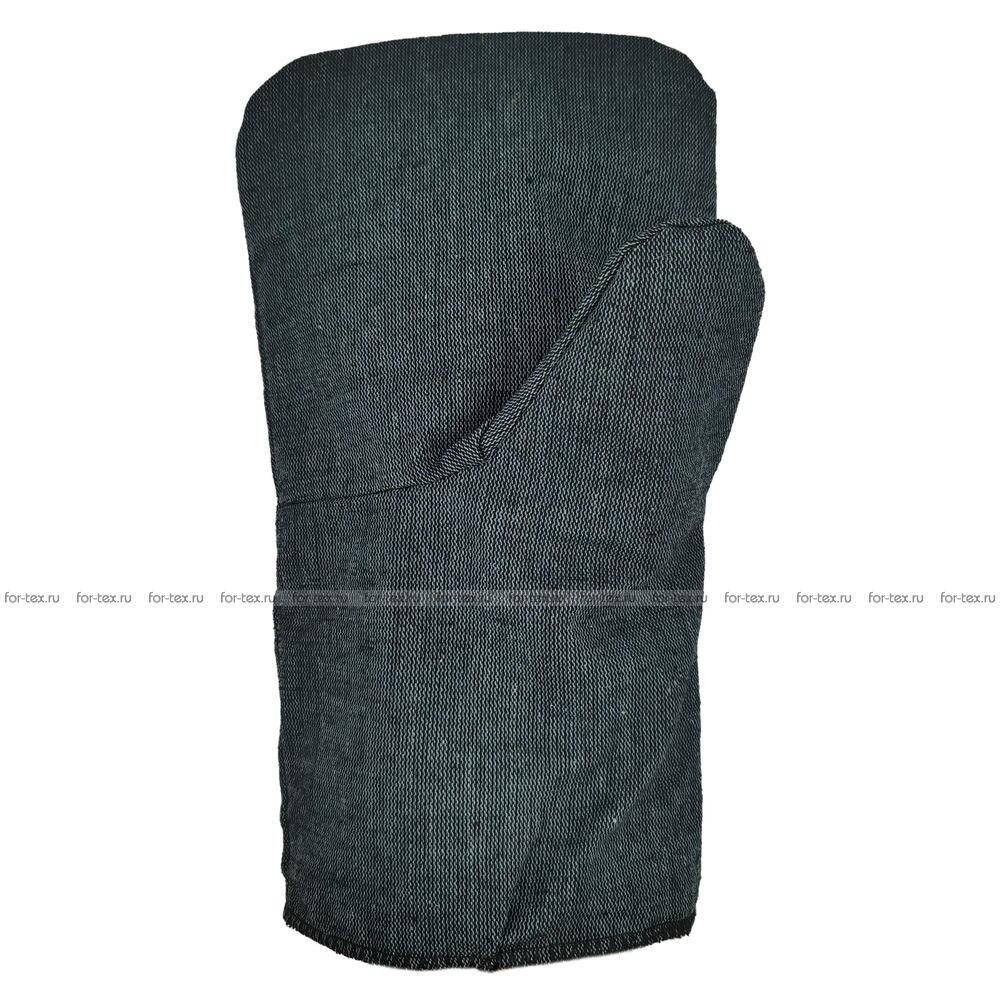 Рукавицы утепленные с искусственным мехом фото