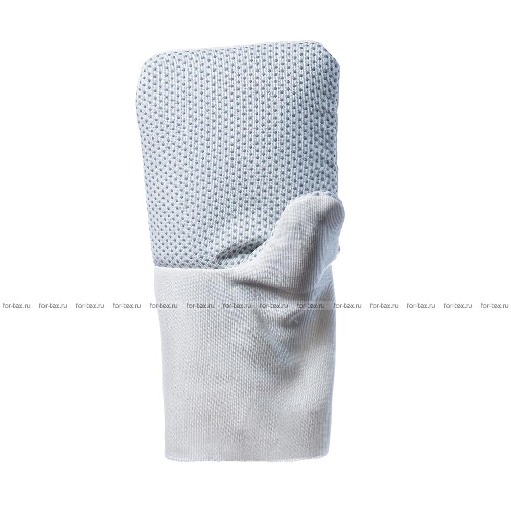 Рукавицы антивибрационные двунитка пл. 240 (наладонник ПВХ) фото