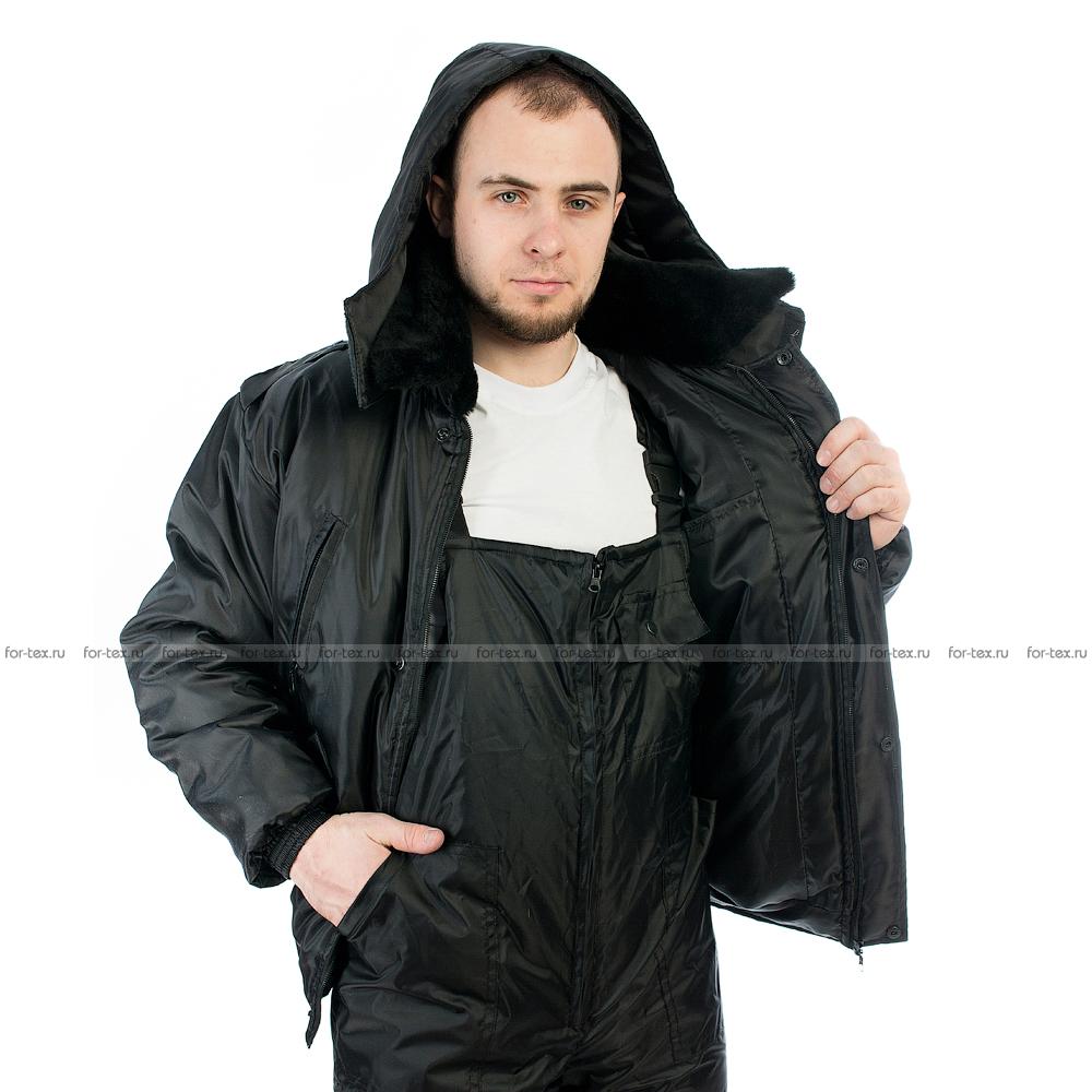 Костюм утепленный Охранник фото