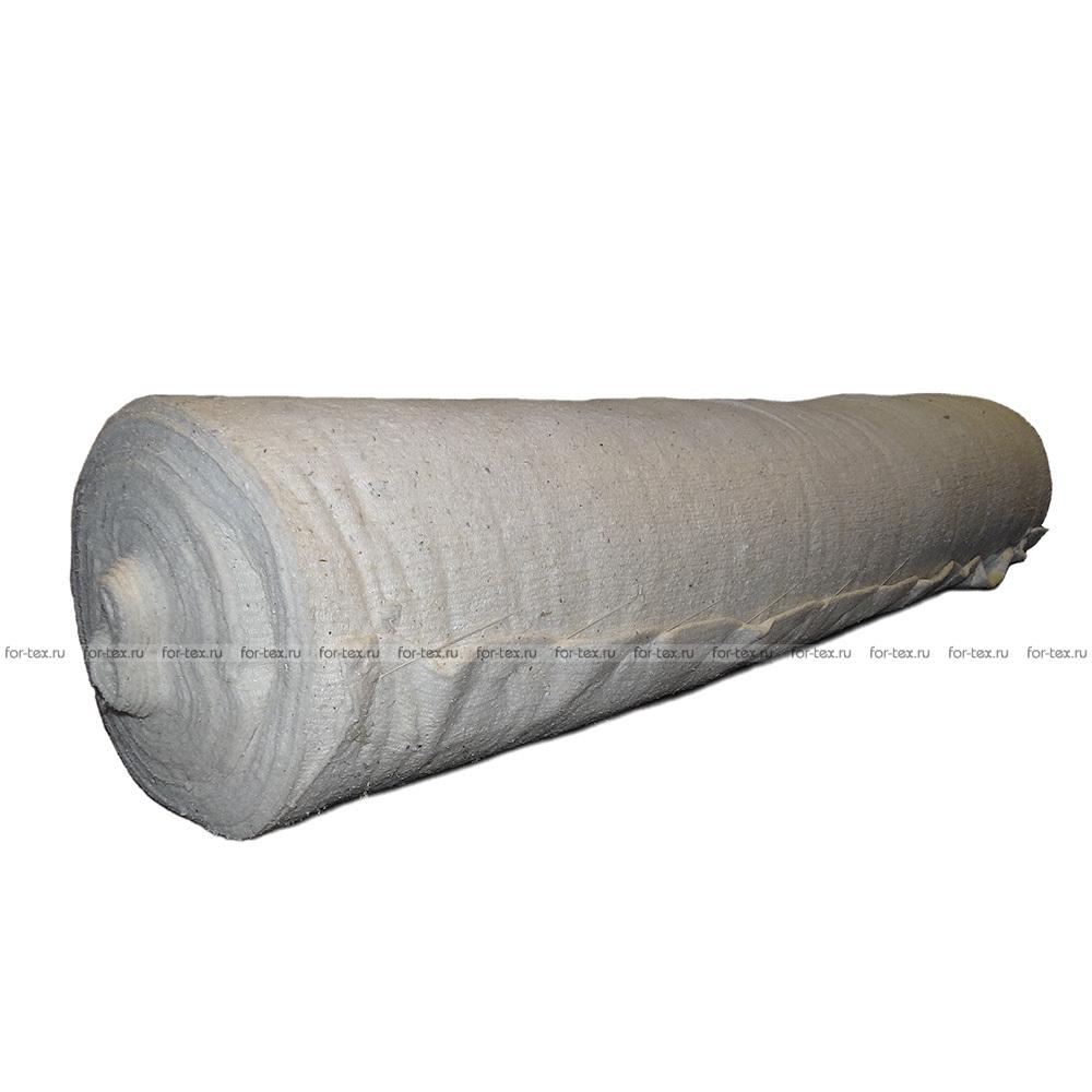 Холстопрошивное полотно белое 2,5 - 75 см 190 г/м² фото