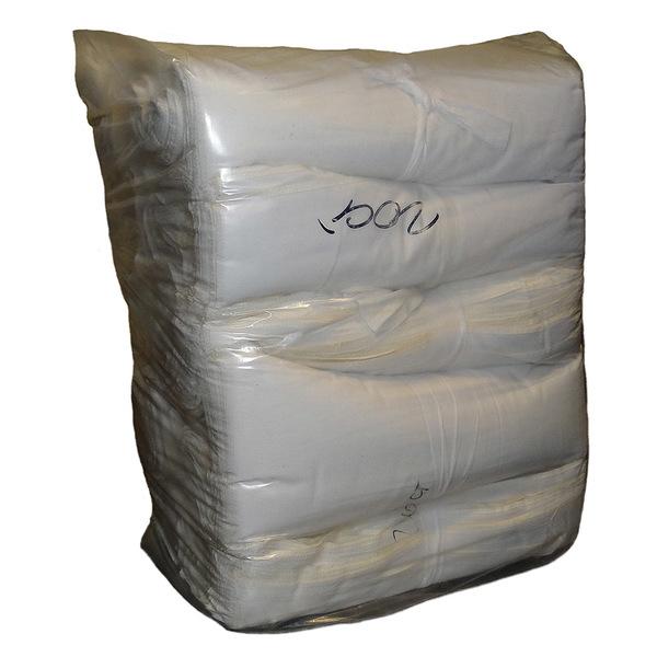 Техническая салфетка бесшовная 40х40 бязь отбеленная фото