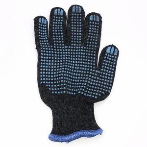 Перчатки рабочие ПШ с ПВХ (ручной оверлок)